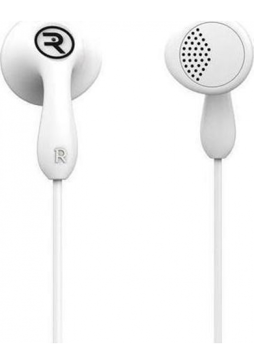 HANDSFREE REMAX RM-301 UNIVERSAL IN-EAR HEADPHONE WHITE