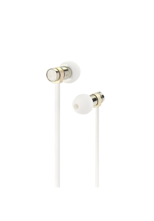 HANDSFREE REMAX RM-565 UNIVERSAL IN-EAR HEADPHONE SILVER