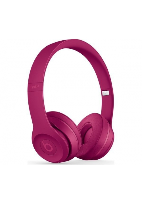 HEADPHONES BEATS SOLO 3 WIRELESS BRICK RED MPXK2ZM/A