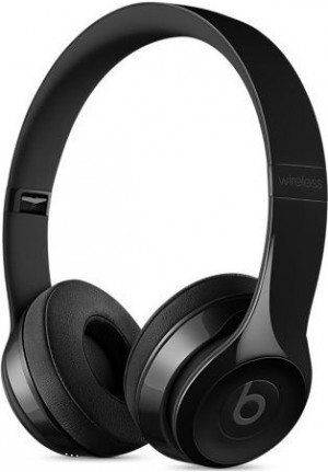 HEADPHONES BEATS SOLO 3 WIRELESS GLOSSY BLACK MNEN2ZM/A