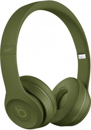 HEADPHONES BEATS SOLO 3 WIRELESS TURF GREEN MQ3C2ZM/A