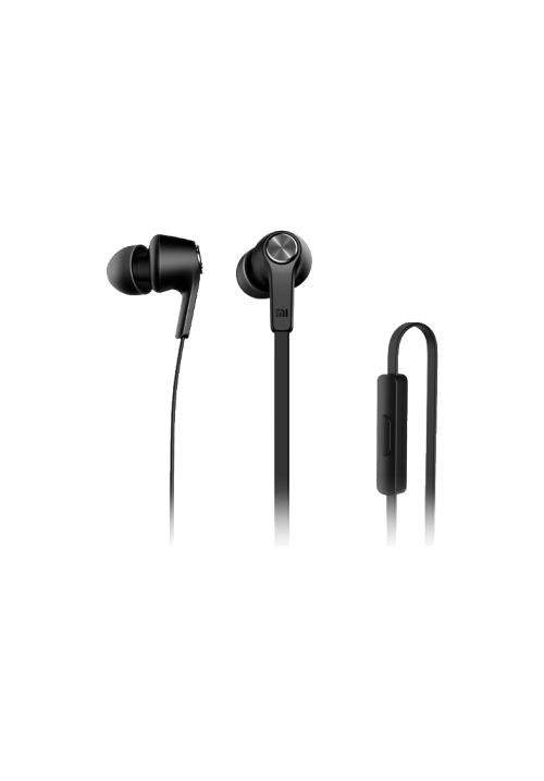 XIAOMI MI IN-EAR HEADPHONE PISTON BLACK