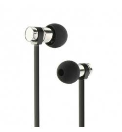 HANDSFREE REMAX RM-565 UNIVERSAL IN-EAR HEADPHONE BLACK