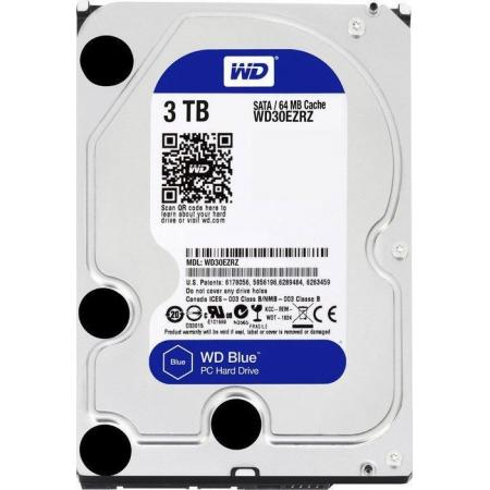 "HDD WD BLUE 3TB 3.5"" SATA ..."
