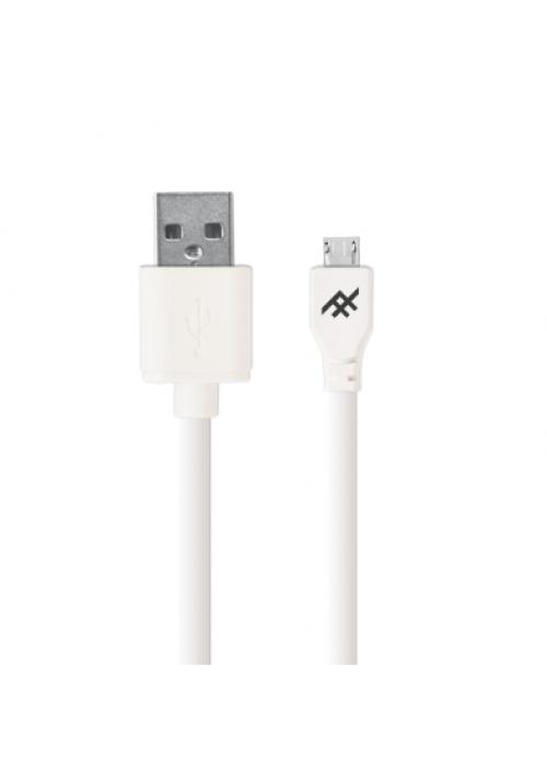 ΚΑΛΩΔΙΟ iFROGZ CABLE MICRO USB 1.8M WHITE