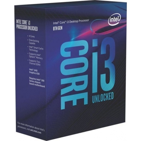 CPU INTEL 1151 I3-8350 4.00GHz ...