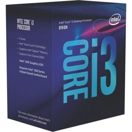 CPU INTEL 1151 I3-8100 3.6GHz C...