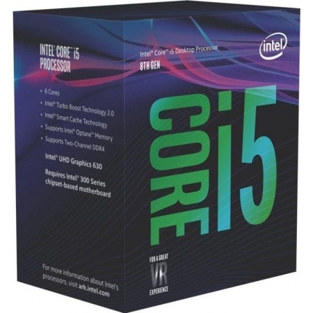 CPU INTEL 1151 I5-8400 2.8GHz (...