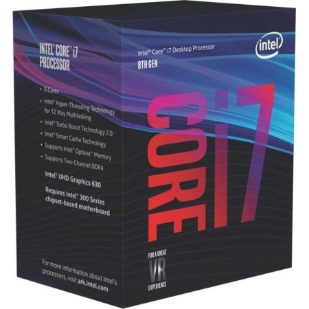 INTEL 1151 I7-8700 3.2GHz COFFE...