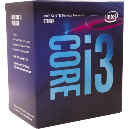 CPU INTEL 1151 I3-8300 3.7GHz C...