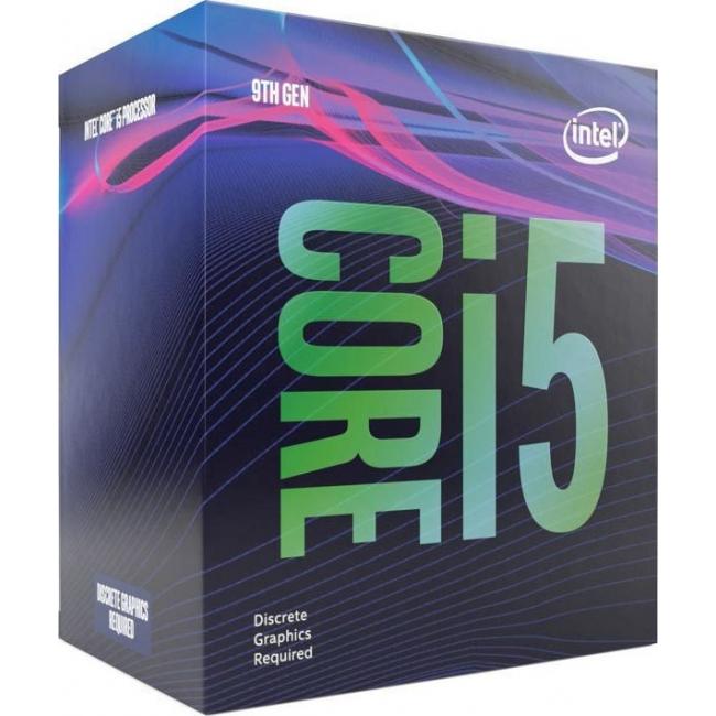 CPU INTEL 1151 I5-9400F 2.9GHz KABY LAKE (BX80684I59400F)