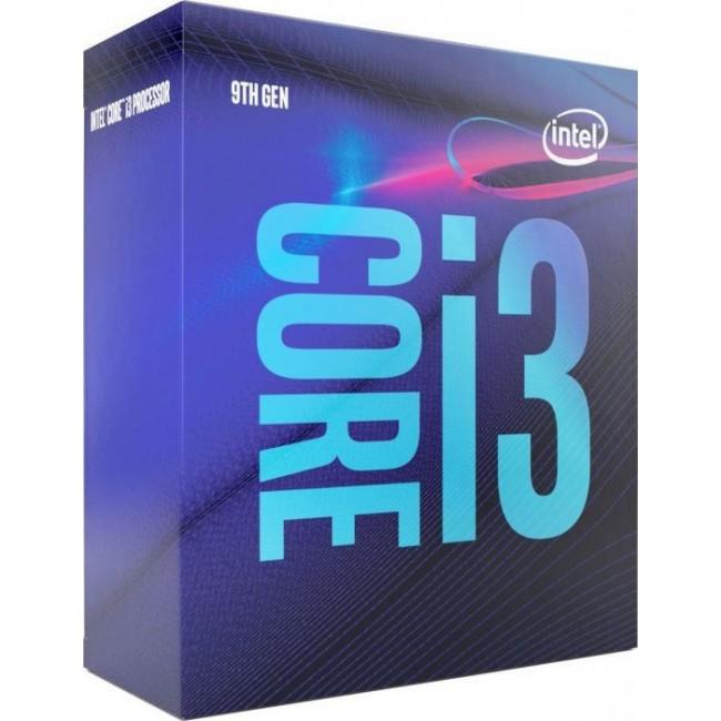 CPU INTEL 1151 I3-9100 3.6GHz COFFEE LAKE BOX BX80684I39100