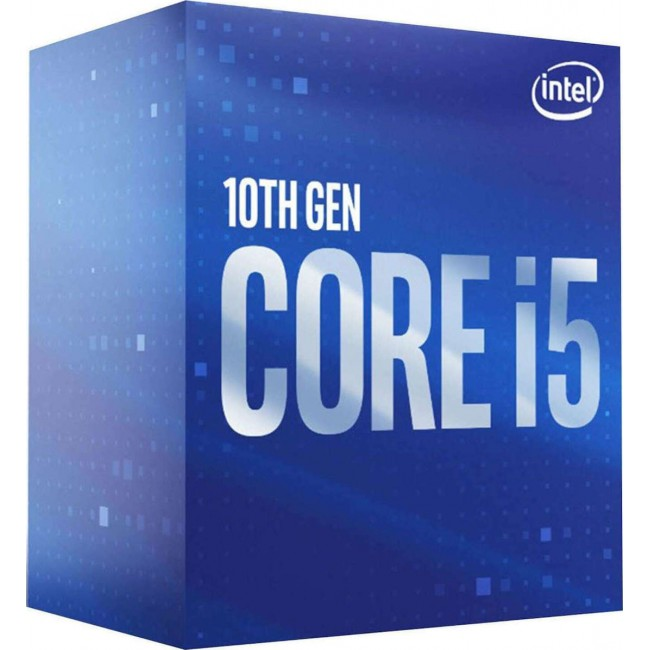 CPU INTEL 1200 I5-10400F 2.9GHz COMET LAKE BOX BX8070110400F