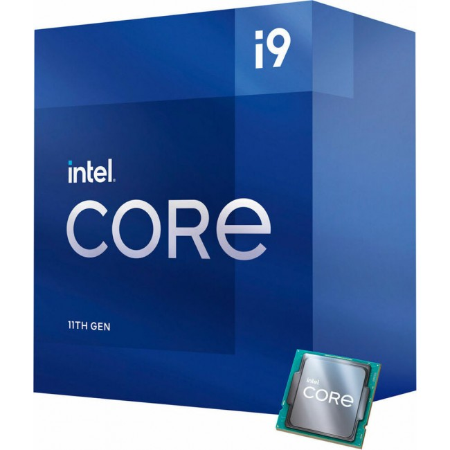 CPU INTEL 1200 I9-11900F 2.5GHz ROCKET LAKE-S BX8070811900F