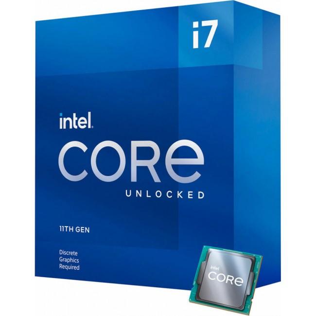 CPU INTEL 1200 I7-11700KF 3.6GHz ROCKET LAKE-S BX8070811700KF