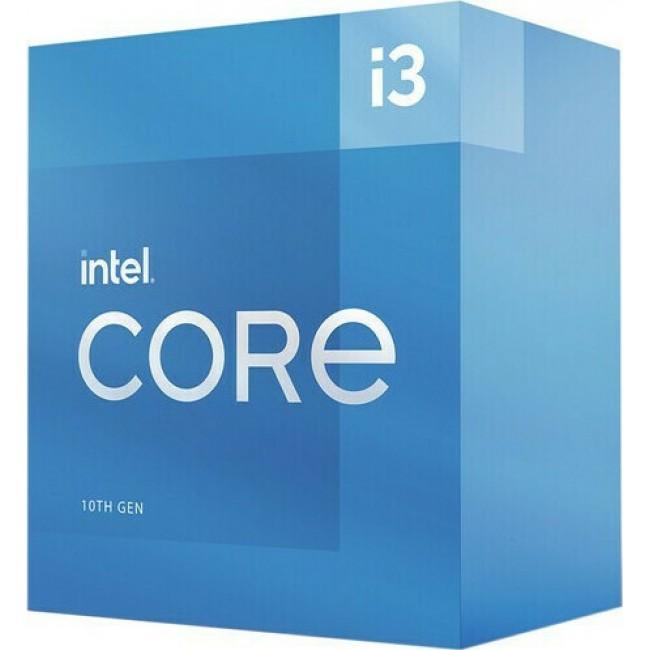 CPU INTEL 1200 I3-10100F 3.6GHz COMET LAKE BX8070110100F