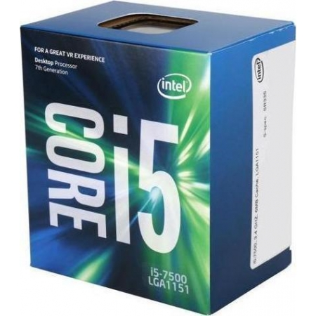 INTEL 1151 I5-7500 3.4GHz (BX80...