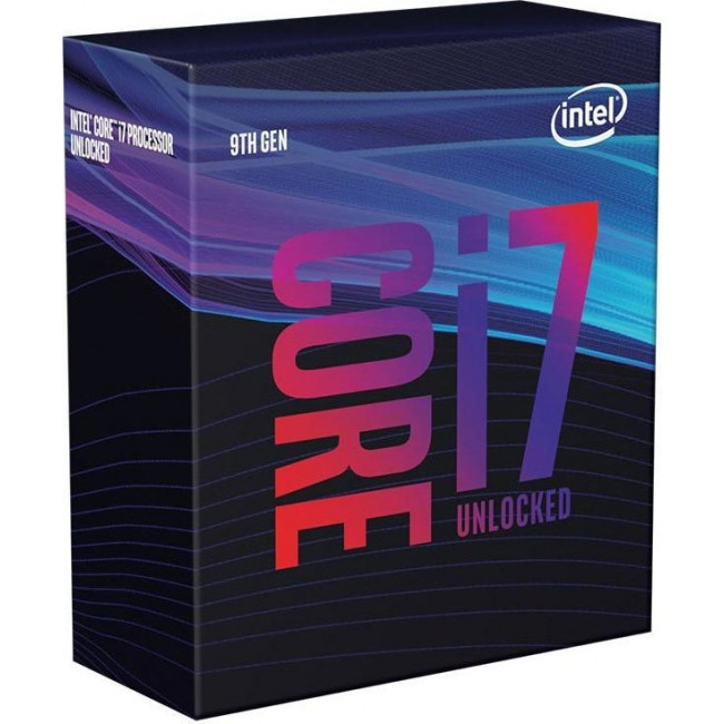 CPU INTEL 1151 I7-9700K 3.6GHz BOX BX80684I79700K