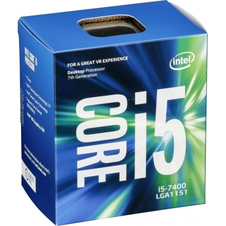 CPU INTEL 1151 I5-7400 3GHz KAB...