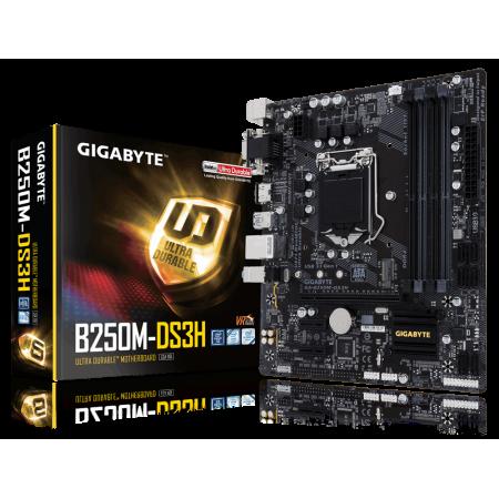 Motherboard Gigabyte GA-B250M-D...