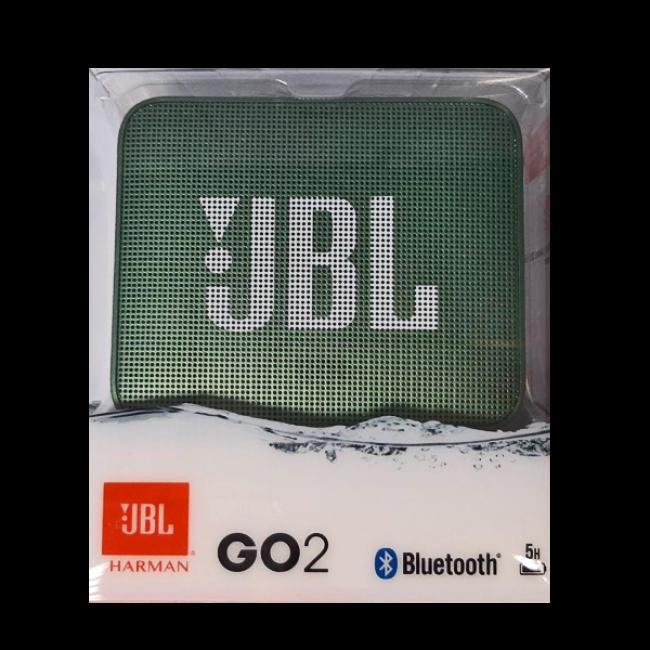 JBL GO 2 BLUETOOTH SPEAKER GREEN