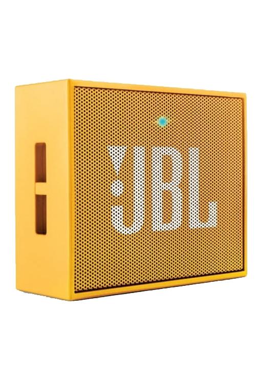 JBL GO BLUETOOTH SPEAKER YELLOW