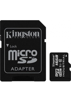 MICRO SDHC KINGSTON 16GB CLASS 10 U1 SDCIT/16GB WITH ADAPTER