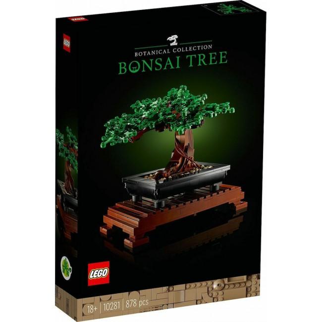 LEGO CREATOR 10281 BONSAI TREE