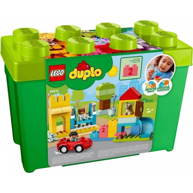 LEGO DUPLO 10914 DELUXE BRICK BOX