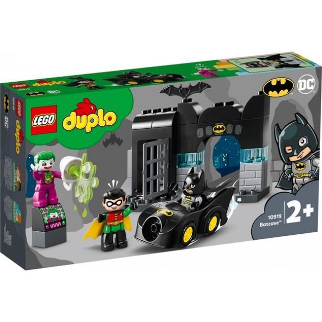 LEGO DUPLO 10919 BAT BATCAVE