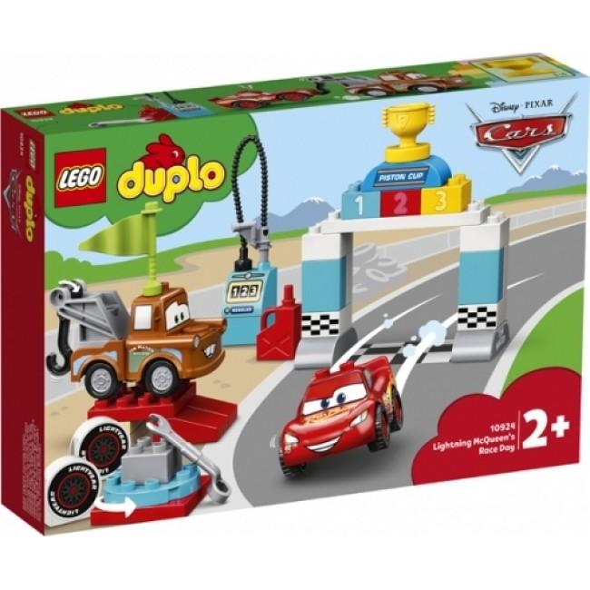 LEGO DUPLO 10924 LIGHTING MC QUEEN'S RACE DAY