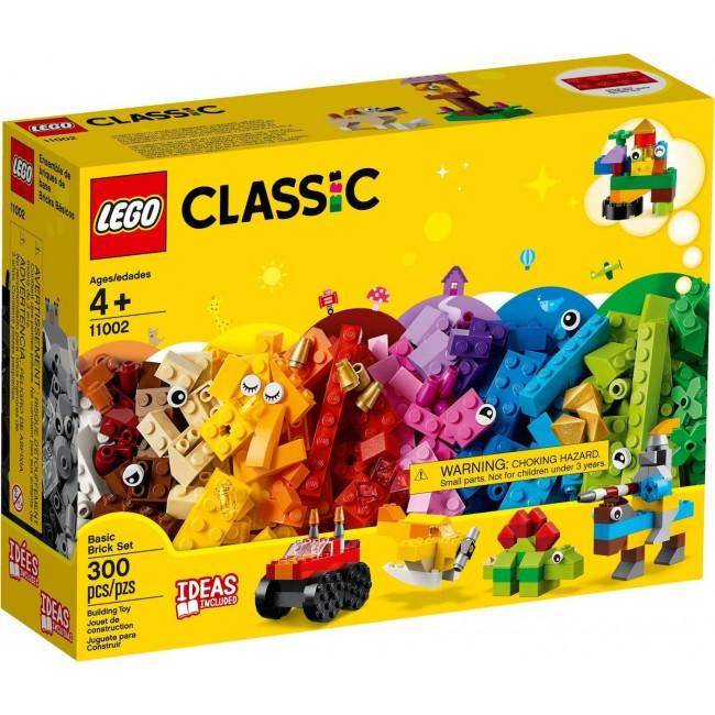 LEGO CLASSIC 11002 BASIC BRICK SET BUILDING KIT