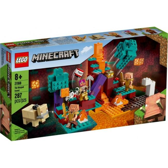 LEGO MINECRAFT 21168 THE WIRRWALD
