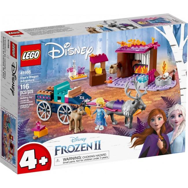 LEGO DISNEY PRINCESS 41166 ELSAS WAGON ADVENTURE