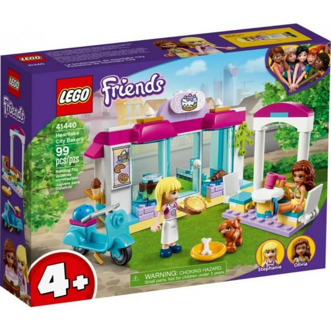 LEGO FRIENDS 41440 HEARTLAKE CITY BAKERY (4+)