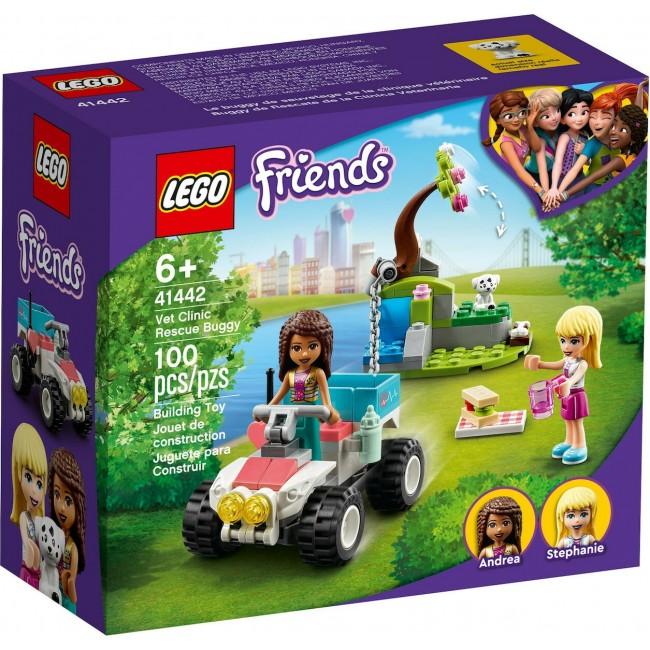 LEGO FRIENDS 41442 TIERRETTUNGS-QUAD