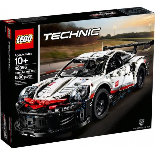LEGO TECHNIC 42096 PORSHE 911 RSR