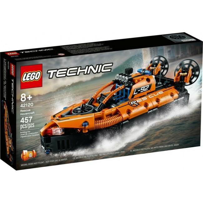LEGO TECHNIC 42120 AIR CUSHION BOAT F. RESCUE