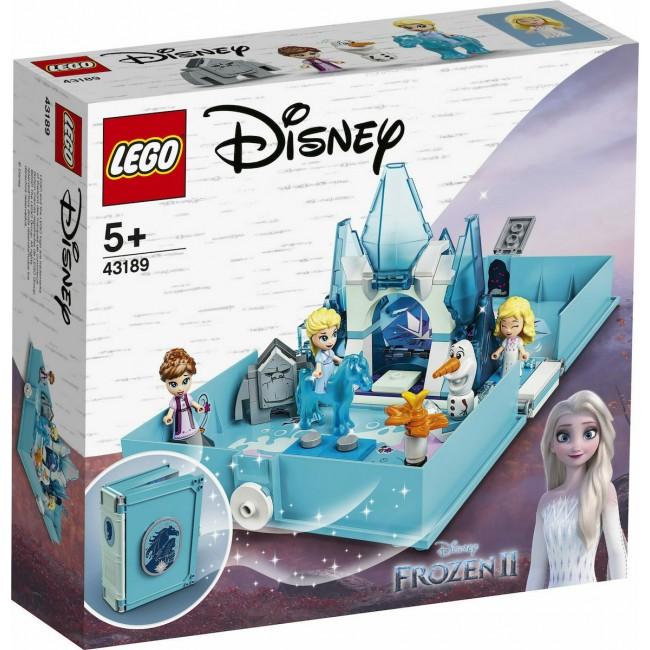LEGO DISNEY PRINCESS 43189 ELSA AND THE NOKK STORYBOOK
