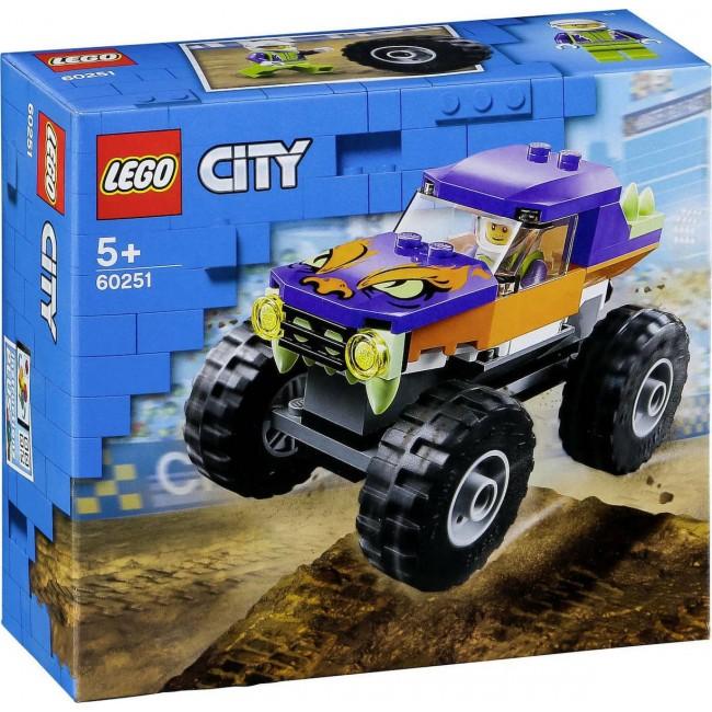 LEGO CITY 60251 MONSTER-TRUCK