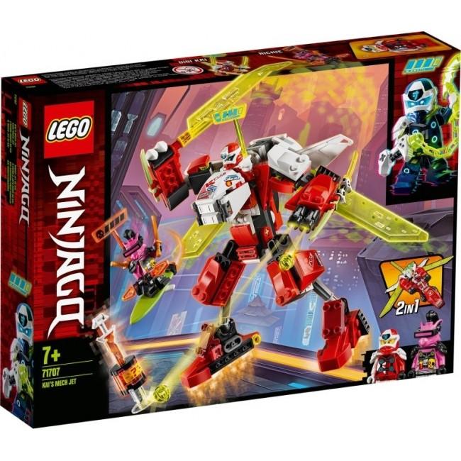 LEGO NINJAGO 71707 KAI'S MESH JET