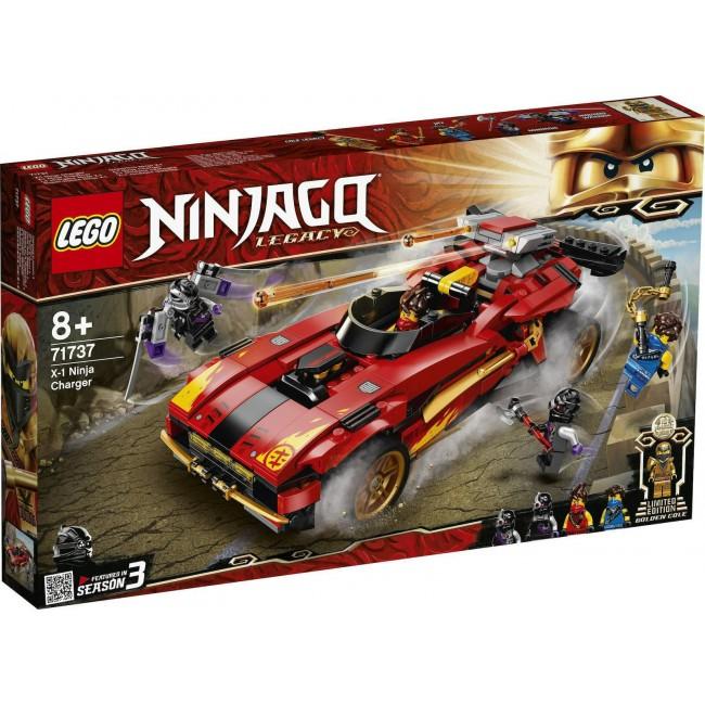 LEGO NINJAGO 71737 X-1 NINJA SUPERCAR