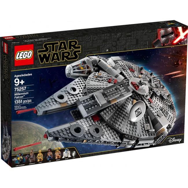 LEGO STAR WARS 75257 MILLENIUM FALCON