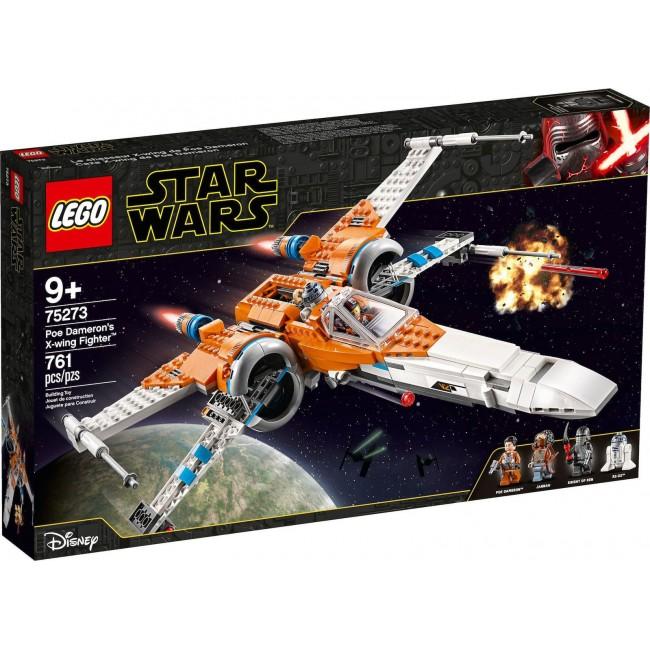 LEGO STAR WARS 75273 POE DAMERON'S X-WING STARFIGHTER