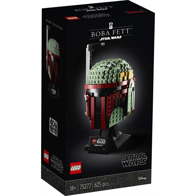 LEGO STAR WARS 75277 BOBA FETT HELMET