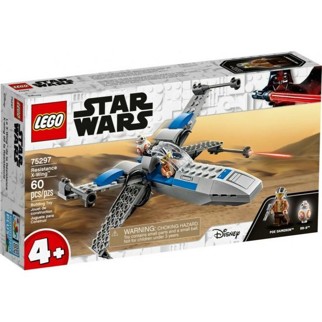 LEGO STAR WARS 75297 RESISTANCE W-WING