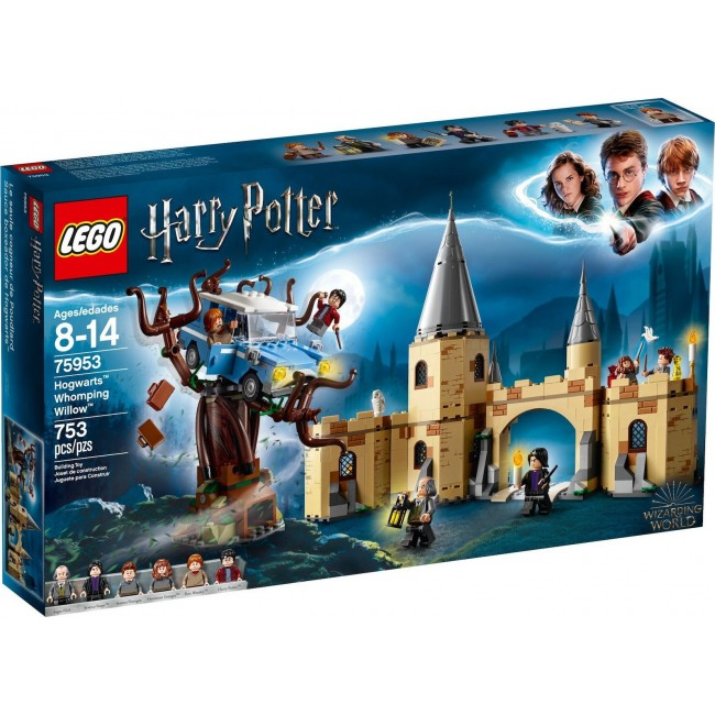 LEGO HARRY POTER 75953 HOGWARTS WHOMPING WILLOW
