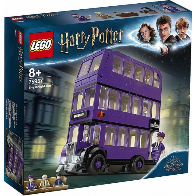 LEGO HARRY POTER 75957 THE KNIGHT BUS