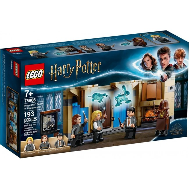 LEGO HARRY POTER 75966 HOGWARTS ROOM OF REQUIREMENT