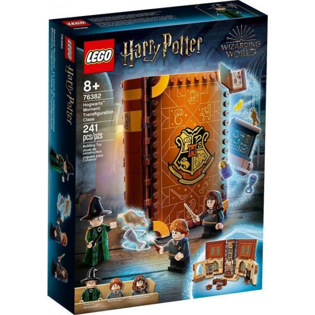 LEGO HARRY POTTER 76382 HOGWARTS MOMENT*TRANSFIGURATION CLASS
